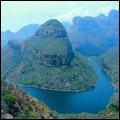 Blyde River Canyon near Graskop in Mpumalanga