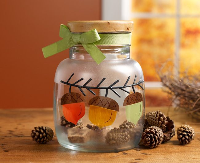 This DIY craft project will bring the perfect touch of fall into your home!