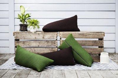 BARK pillow by Yndlingsting