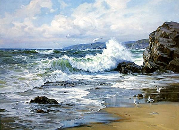 Charles Vickery, Song of the Sea