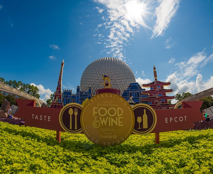 Image result for Epcot® International Food & Wine Festival pinterest