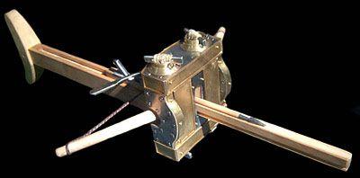 Machine de guerre reconstituée : la manubalista de Xanten | Armae