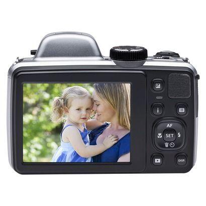 Kodak AZ361-SL 16MP Digital Camera with 36x Optical Zoom - Silver OMG want!
