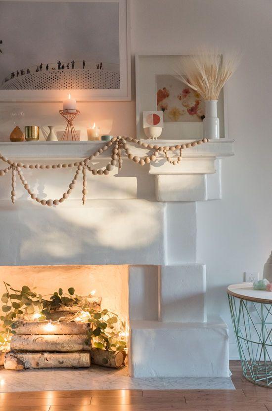 decorative fireplace unused unused fireplace ideas fireplace fairy