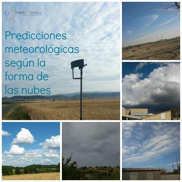 Predicciones Meteorológicas mirando al Cielo