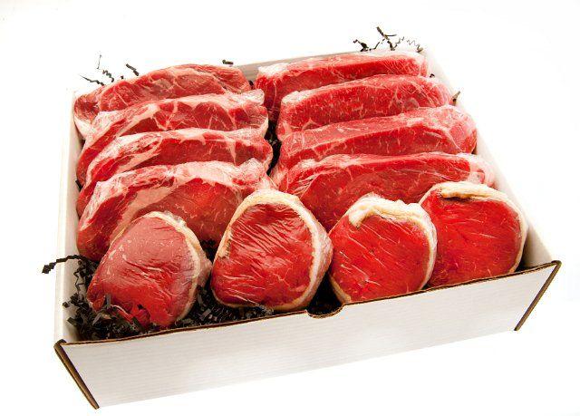 11 best gift packages images on pinterest gift basket gift steak gift basket negle Choice Image