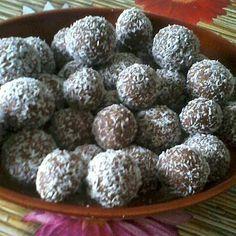 A legegyszerűbb kókuszos kekszgolyó Recept képpel - Mindmegette.hu - Receptek