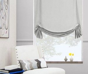 19 Amusing Roman Shades For Less Inspiration