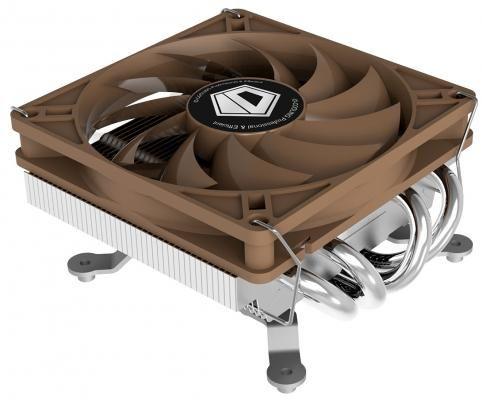 Кулер для процессора ID-Cooling IS-40V3 Socket 1150/1151/1155/1156/2066/AM2/AM2 /AM3/AM3 /FM1/FM2/FM2