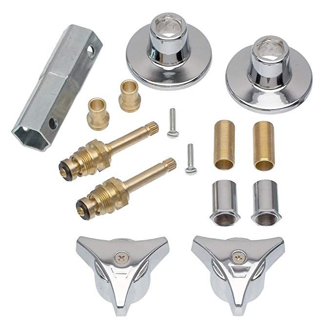 Danco Tub And Shower 2 Handle Remodeling Trim Kit For Union Brass Chrome 1 Kit 39690 Review Shower Tub Tub And Shower Faucets Trim Kit