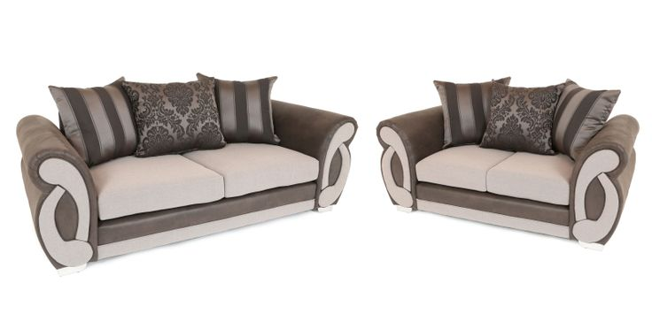 With a contemporary styled design and a striking contrast of textures, shapes and quality fabrics, this brand new British made sofa makes a sophisticated addition to any living space. The Chloe sofa is available as a 3 + 2 seater sofa set in various colour fabrics for just £459.  Tel: 07446824535 (Mon-Sun 9am to 9pm) Tel: 0161 620 6517 (Mon-Fri 9am to 6pm)