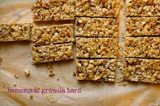 Coconut AMAZING healthy low fat, sugar & salt homemade granola bars!