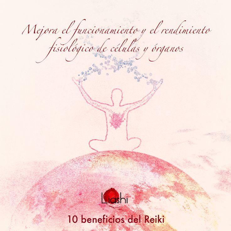 Conoce los beneficios del Reiki, hoy el nº4