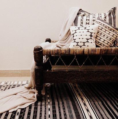 korakohl, black and natural patterns