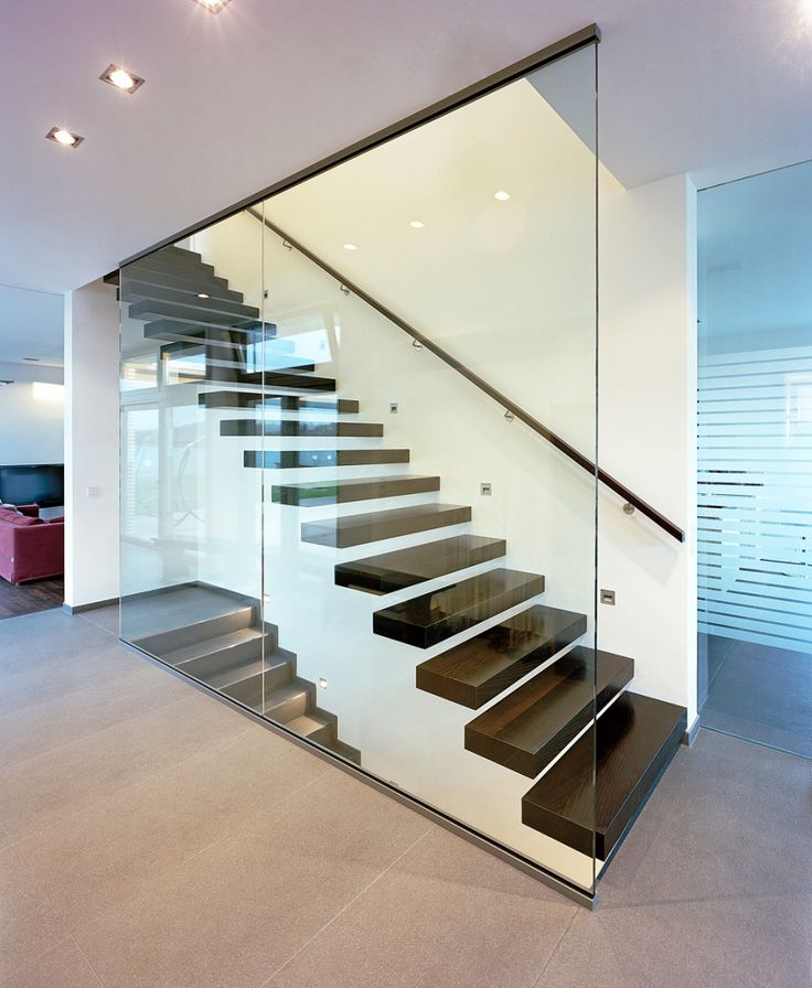 54 best Treppe images on Pinterest | Modern staircase, Staircases ...