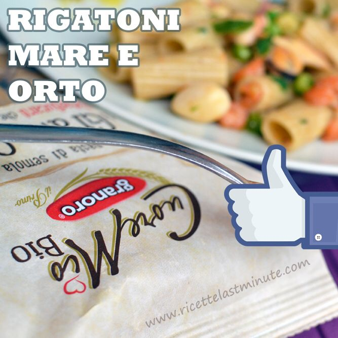 #Rigatoni @granoro #mare e #orto!! Lasciateci un  se anche a voi piacciono!! ☺️   Seguiteci su ricettelastminute.com  #foodporn #foodgasm #italia #sicilia #sicily #pictureoftheday #photooftheday #ricetta #ricette #me #instafood #yummy #foodie #siciliabedda #igers #igeritalia #igersicilia #foods #italianfood #picture #ricetteperpassione #instalike #instapic #instafollow #summer #instagood #beautiful