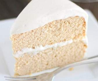 Recipe Moist white chocolate and vanilla mud cake with cream cheese icing by charlene - Recipe of category Baking - sweet