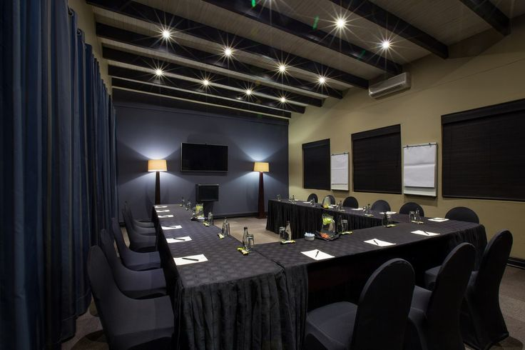 Conference Kraal 2 offering comfortable conferencing for smaller groups