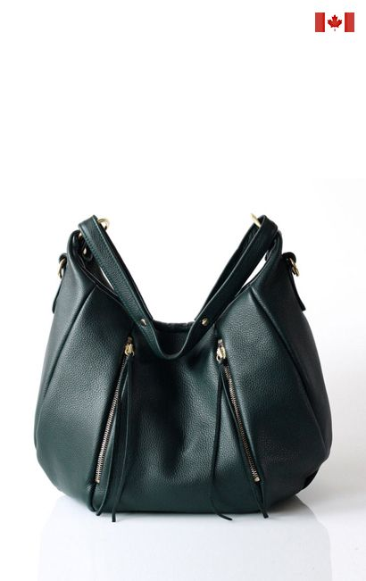 Opelle- Ballet Pines. Ladies shoulder bag. Made in the Canada.