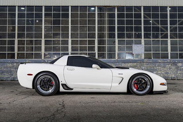 2001 Corvette Z06 With 1 000 Wheel Horsepower Corvette Z06 Corvette Chevrolet Corvette Stingray