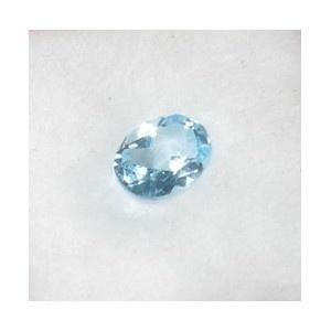 Jual Batu Natural Light Blue Topaz