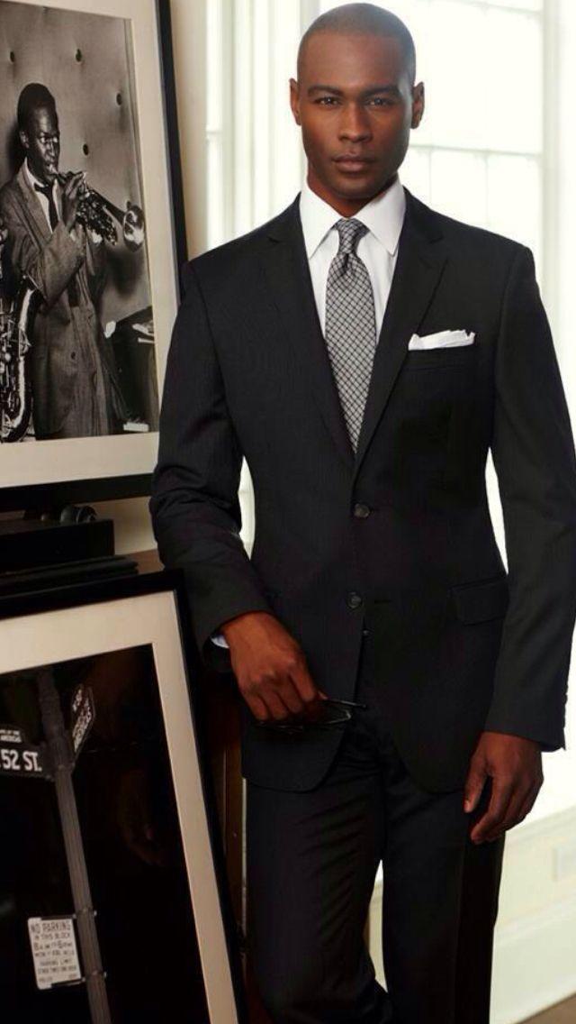 226 best Men Looking Good In Suits images on Pinterest | Menswear ...