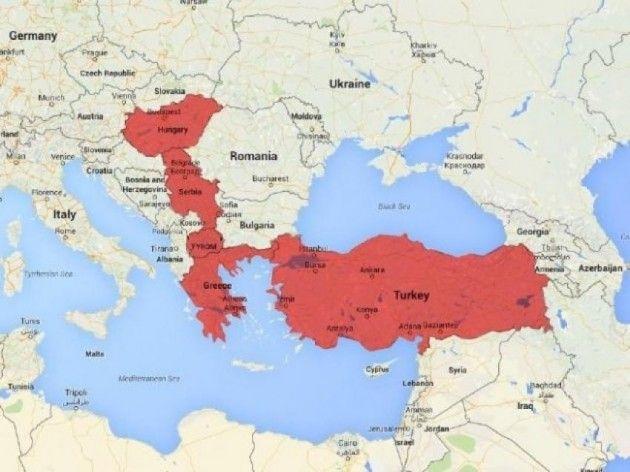 Προσφυγικό: Κλειστή η Βαλκανική οδός – Σλοβενία & Σερβία δέχονται μόνο όσους ζητούν άσυλο