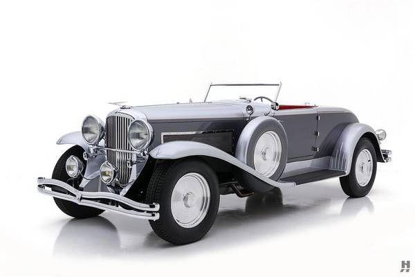 Queen Of Diamonds Duesenberg Model J Sells For 1 65 Milli