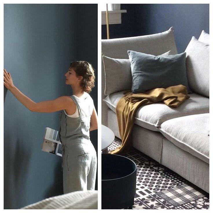 Nytt fargekart, ny LADY-film - coming soon!  #jotunlady #jotun #trender #inspirasjon #maling #nyreklamefilm #nyttfargekart