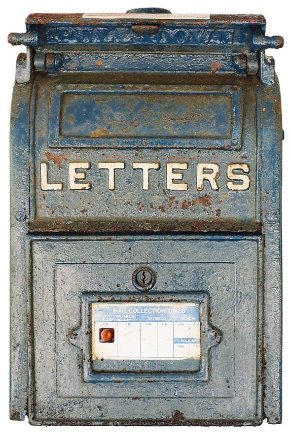 124 Best Mailboxes Vintage Images On Pinterest Mail