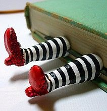 Wicked Witch of the West bookmark