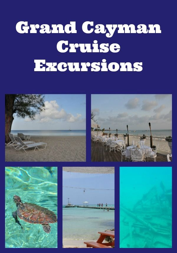 Grand Cayman Cruise Excursions