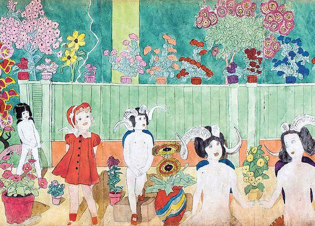 3 raisons d'aller voir l'exposition « Henry Darger, 1892-1973 »