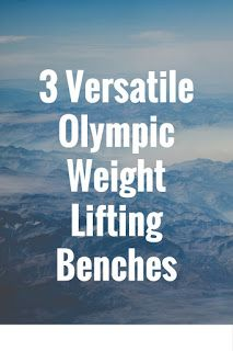 Smart Working is Hard Working: Olympic Weight Lifting Bench