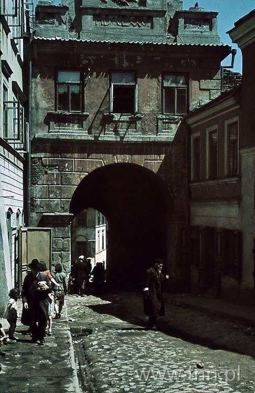 Dzielnice Lublina - Podzamcze (dzielnica żydowska)
