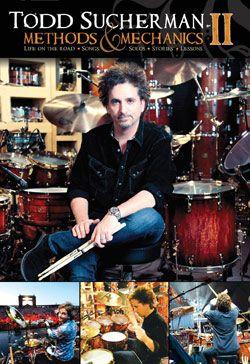 Todd Sucherman Drum Clinic