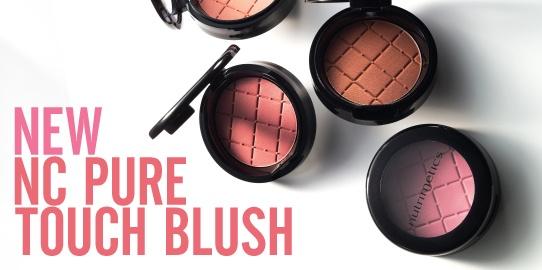 nc Pure Touch Blush 3g