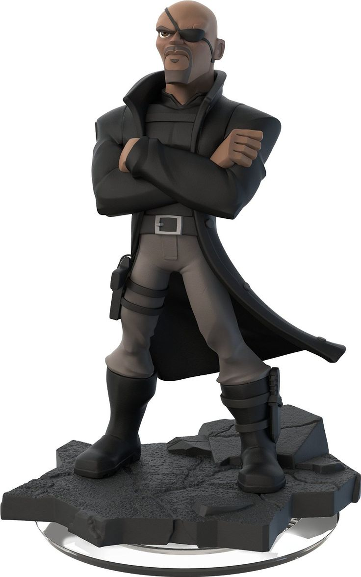 Disney Infinity 2.0 - Nick Fury