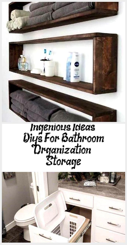 17 Beste Badezimmer Organisation Diy Storage Ideas Badezimmer Beste Diy Ideas Organisation Storage 2020 Storage