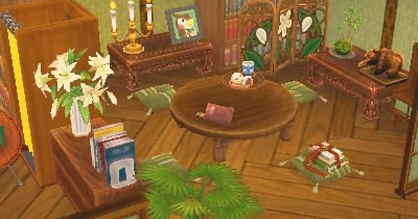 My Cozy Living Room Animal Crossing Qr Animal Crossing Animal