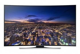 Samsung UN55HU8700 Review : 55 Inch Curved 4K 3D Smart LED TV with Clear Motion Rate 1320, UHD Dimming and Precision Black Local Dimming