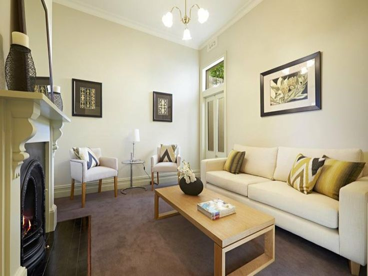 Clara St, Sth Yarra #formal #sittingroom