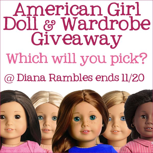 Coupons american doll