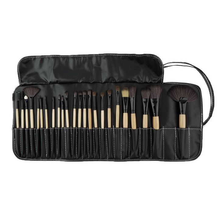 Professional 24 Pcs Makeup Brush Set Tools Make up Toiletry Kit Wool Brand Make Up Brush Set Case Cosmetic Brush Top Quality!-in Makeup Brushes & Tools from Health & Beauty on Aliexpress.com | Alibaba Group