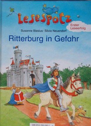 Zwei Rittergeschichten in einem Buch für Leseanfänger