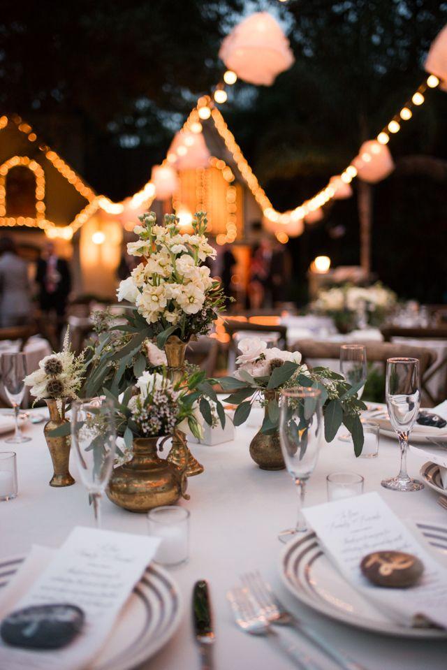 Vintage glam wedding reception | LH Photography | see more on:  http://burnettsboards.com/2015/04/vintage-glam-wedding/