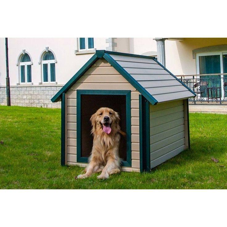 Best 25+ Large Dog House Ideas On Pinterest