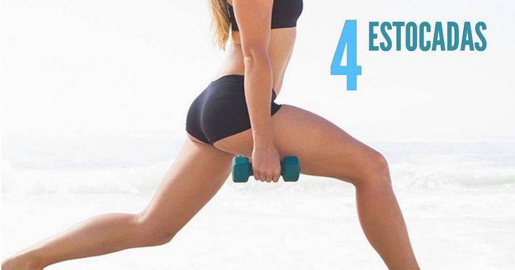 ¿Estas buscando ejercicios efectivos para conseguir el cuerpo que siempre has querido? ¡Deja de buscar! En este post te mostramos los 10 mejores: estocadas, sentadillas y... ¡Descúbrelos :)!