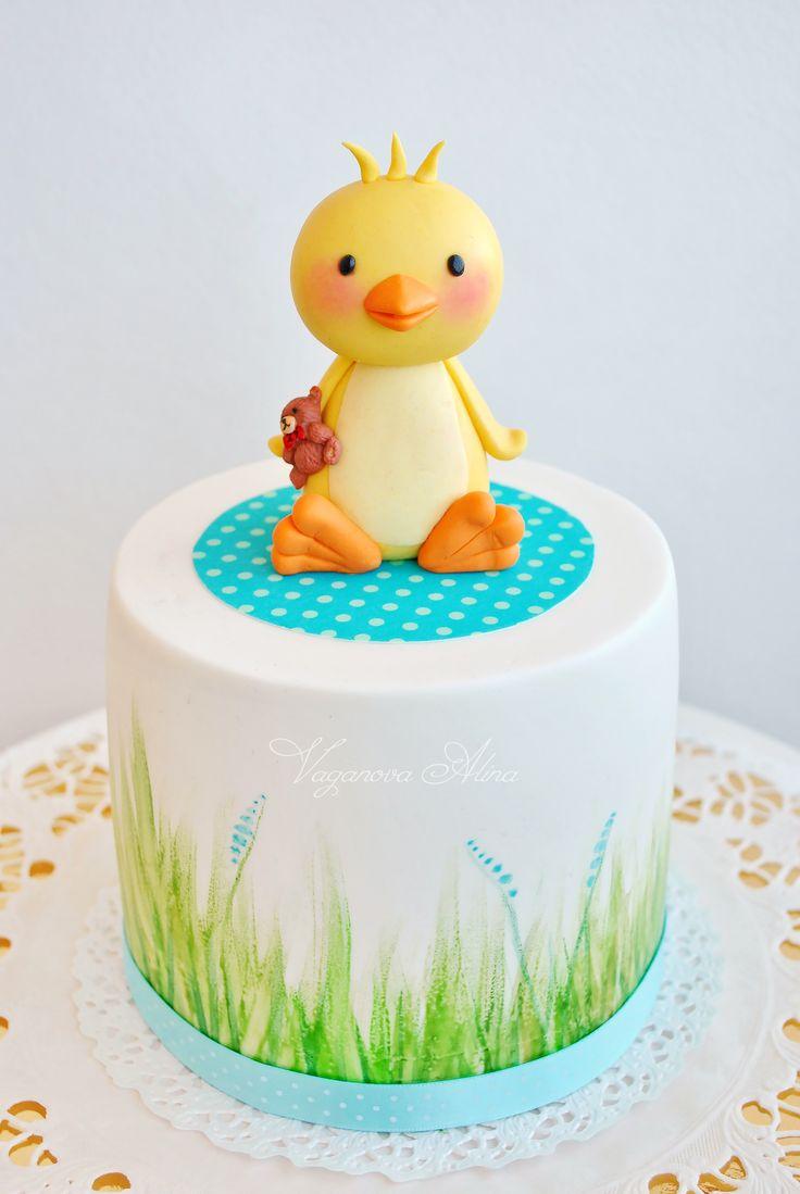 50 best kacicky images on Pinterest Baby shower cakes Duck cake