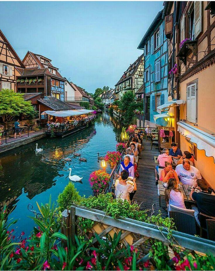 Colmar Alsace France